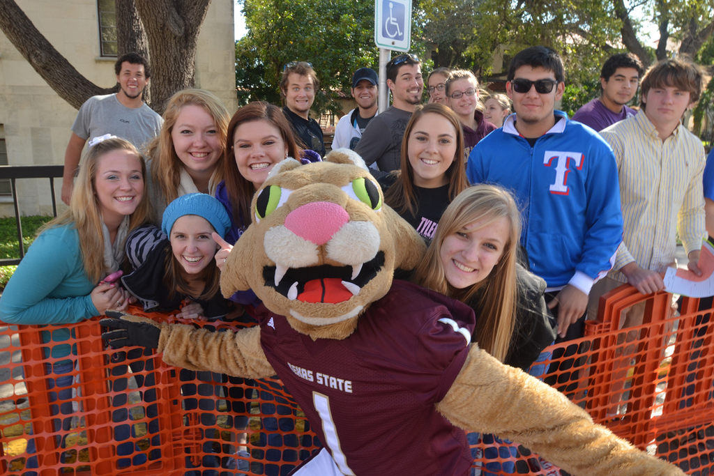 About Texas State - Texas State University